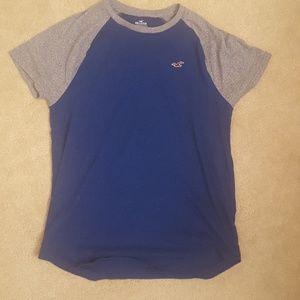 Hollister mens tshirt size small